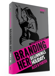 Branding Her 01 3d by Alex B Porter lesbian series
