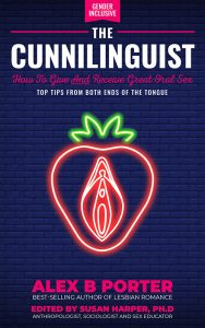 The Cunnilinguist Oral Sex Book- Cunnilingus Guide