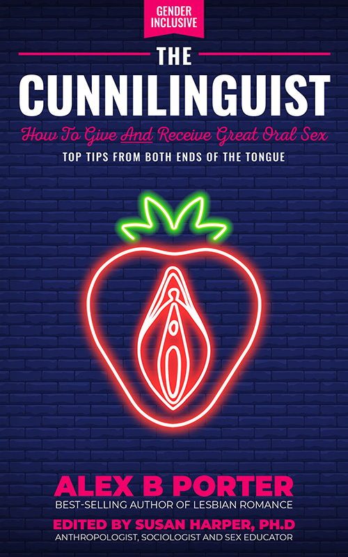 The Cunnilinguist Oral Sex Book- Cunnilingus Guide