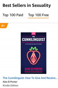 Cunnilinguist amazon best seller sexuality free